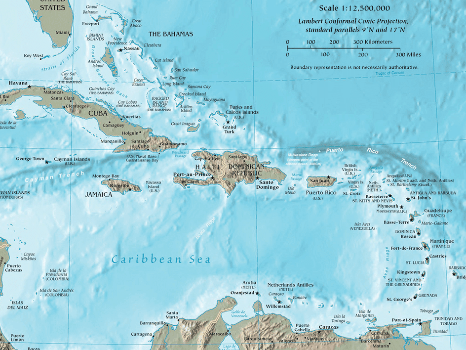 Caribbean Maps Show Where Your Cruise Is Going on map showing bahamas, map of lesser antilles and caribbean, map caribbean vacation, map of caribbean area, map of bahamas paradise island, map of florida, map of atlantis bahamas, map of puerto rico and caribbean, map of bermuda and caribbean, map bahamas caribbean islands, map of trinidad and caribbean, map of caribbean islands, map of dominica and caribbean, map of texas and caribbean, map of caribbean sea, bermuda islands map caribbean, map of us and caribbean, map of the bahamas, map of central america, full map of caribbean,