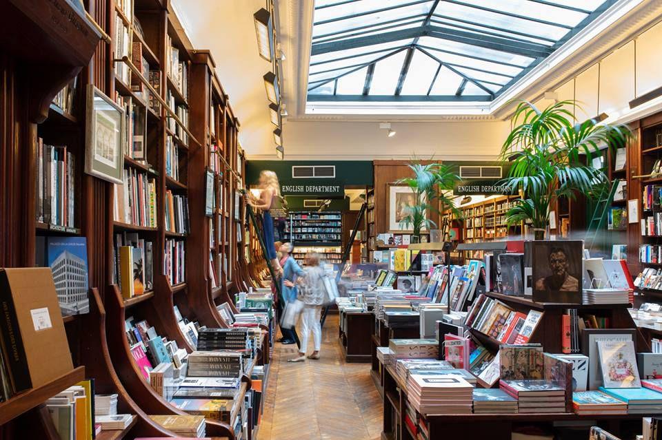 Librairie Galignani, Rue de Rivoli, Paris