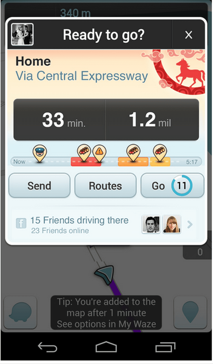 Best Free Travel Apps for Family Road Trips: Waze