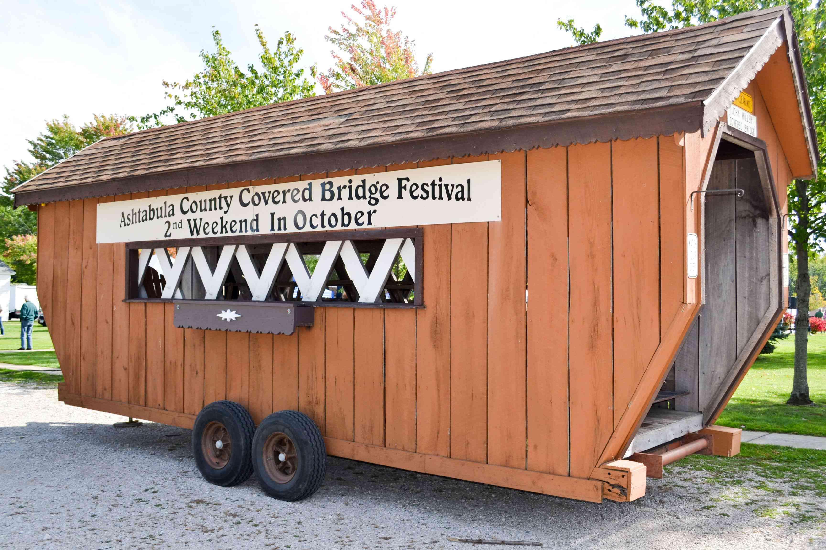 Ashtabula County Covered Bridge Festival
