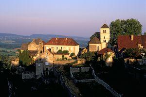 Chateau-Chalon, Jura