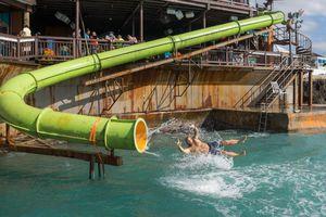 Margaritaville Montego Bay slide