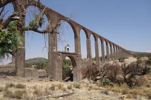 Aqueduct of Padre Tembleque