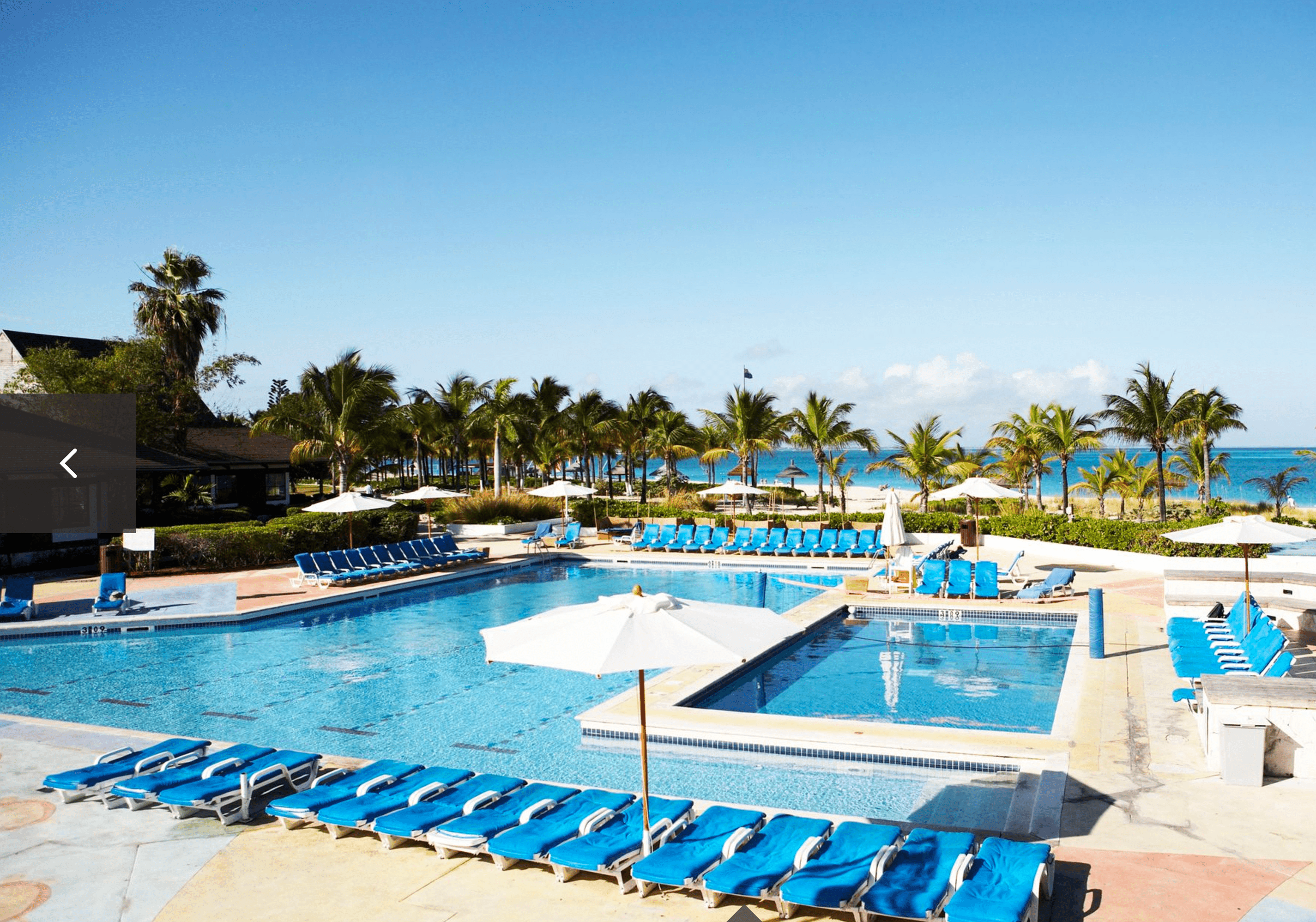 Staying at Club Med Turkoise in the Turks and Caicos