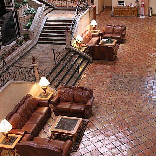 Lobby de Barcelona Suites