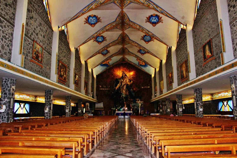 Inmaculada Concepción or Dia de la Purísima Concepción