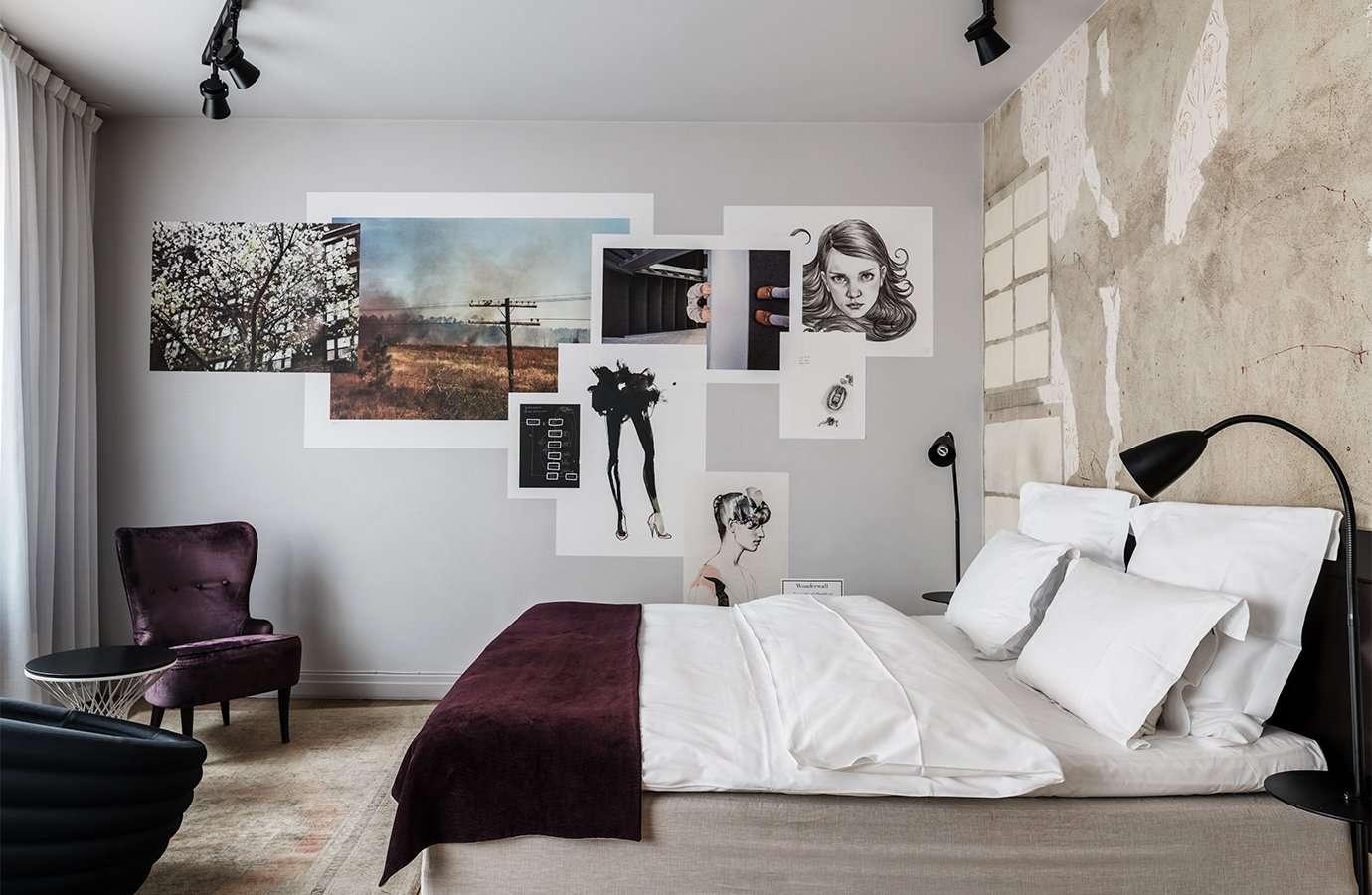 Large King room at Story Hotel Riddargatan