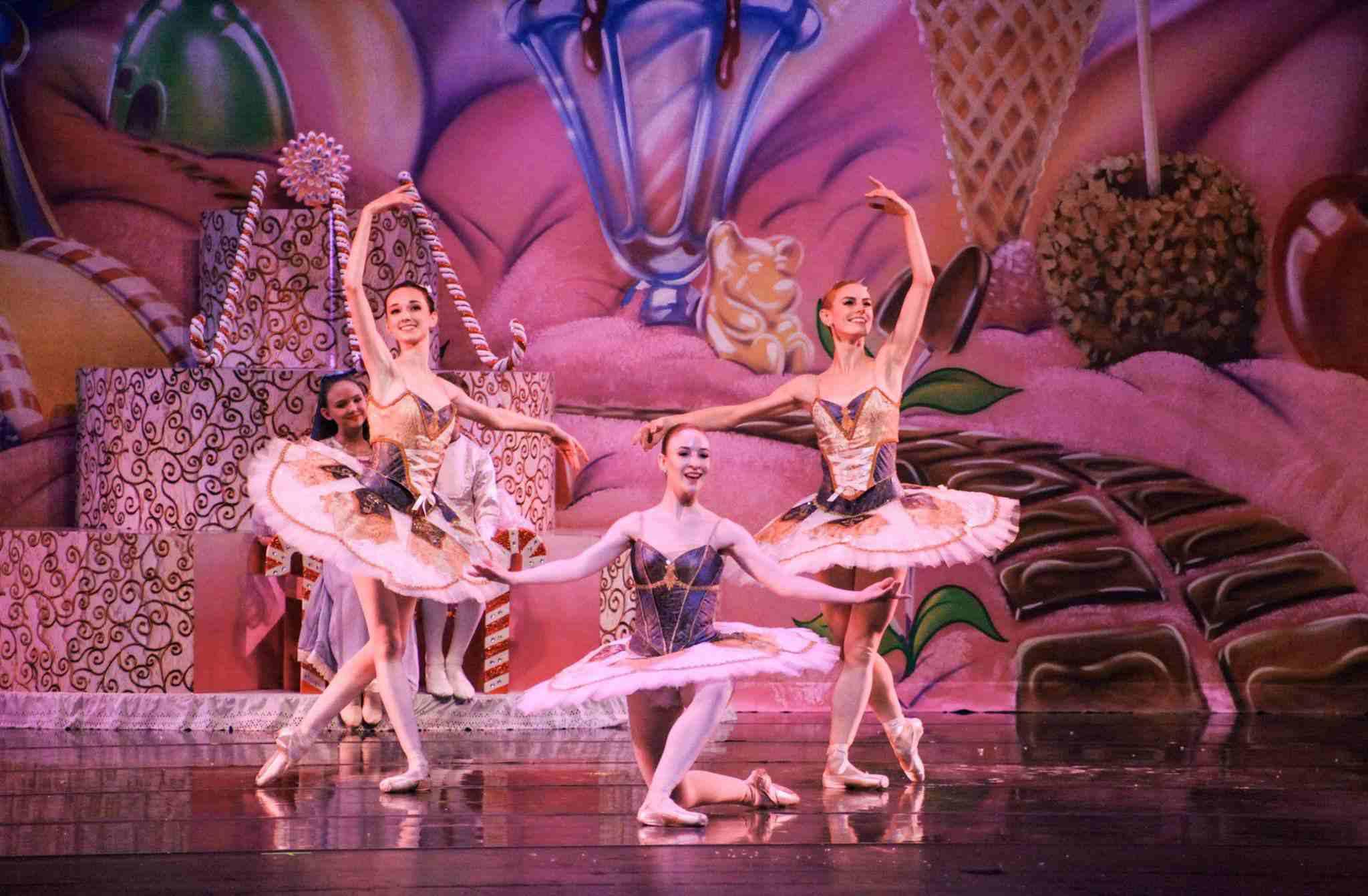 The Nutcracker performed by the Arkansas Ballet