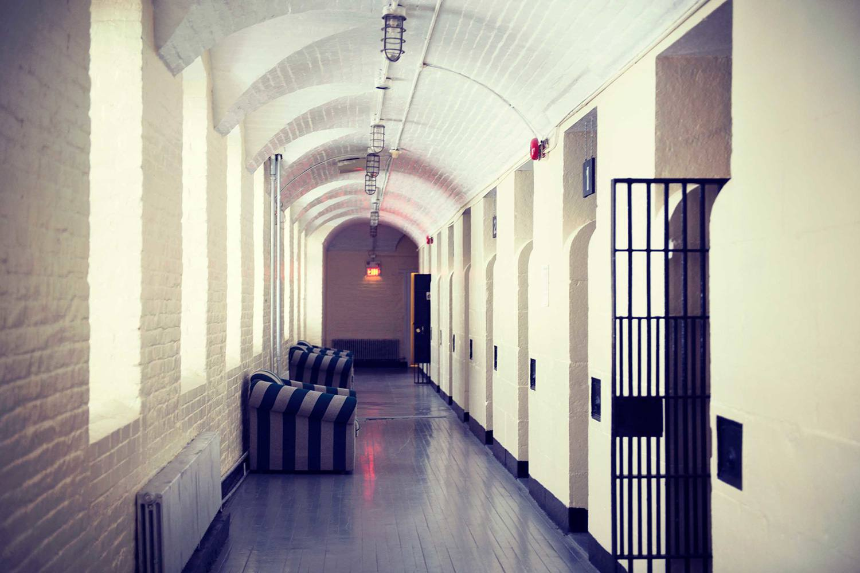 Ottawa Jail Hostel in Ottawa, Ontario, Canada