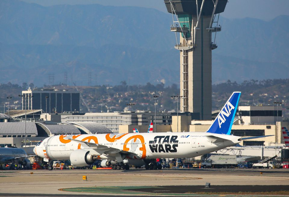 e2f8d21e7bdf All Nippon Airways. ANA jet at LAX. GC Images   Getty Images. ANA allows  two free checked baggage pieces in economy on most international flights.
