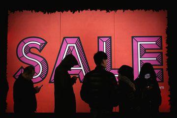 Sale Shopping in London