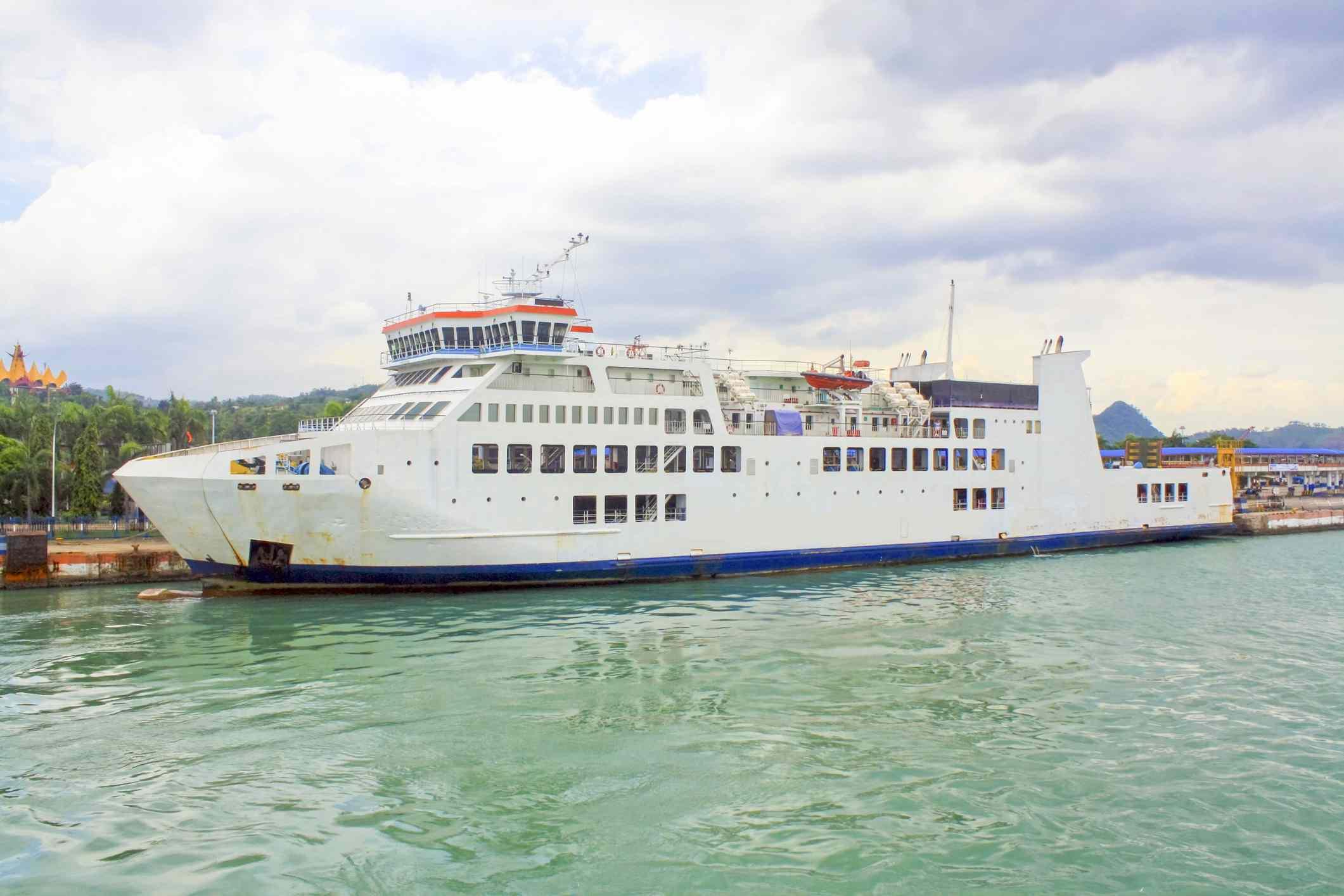 Bakauheni ferry