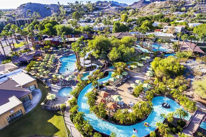 River Ranch Water Park Arizona