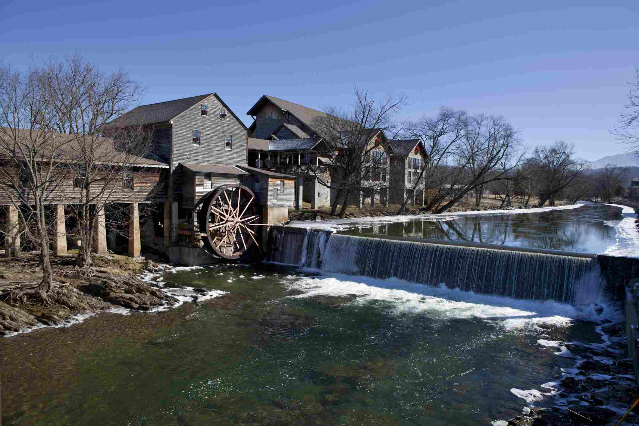 Temperature In Pigeon Forge Tennessee >> Best Things To Do In Pigeon Forge