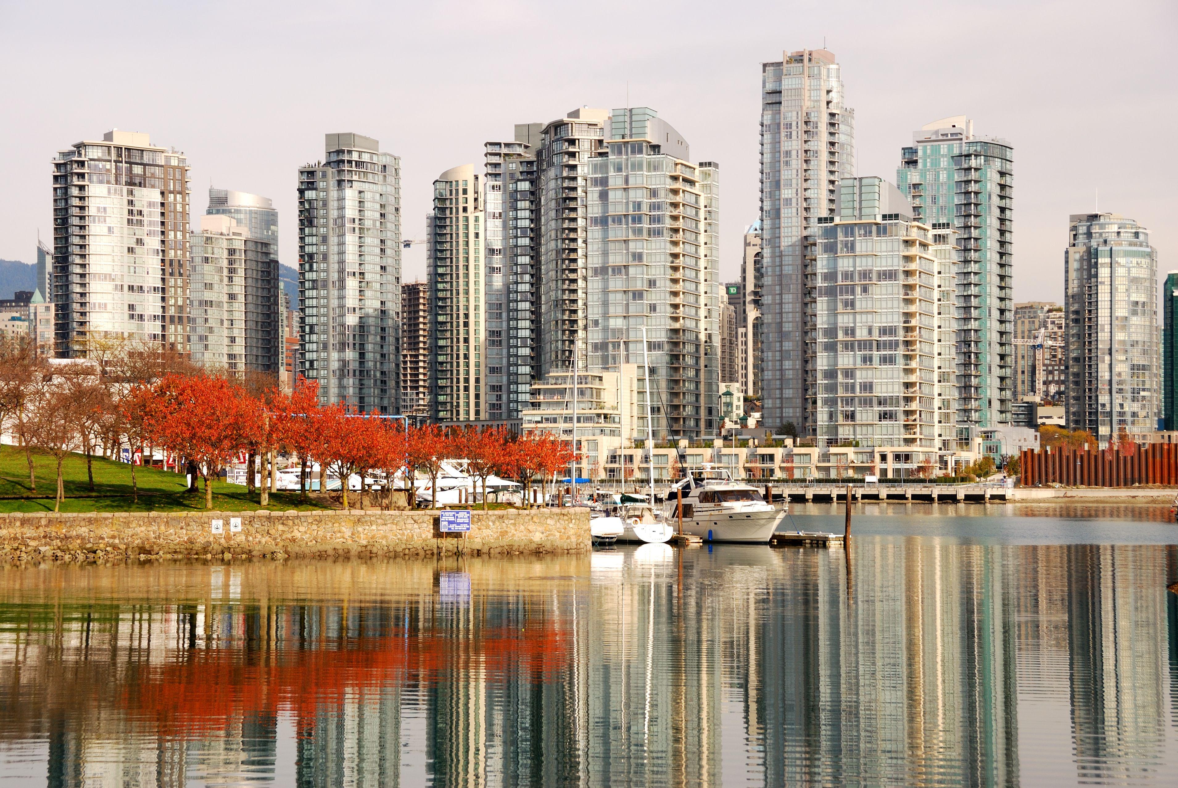 Autumn in Vancouver, British Columbia, Canada