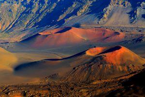 Haleakala National Park, Maui Hawaii