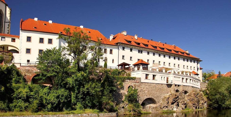 Hotel con castillo en República Checa