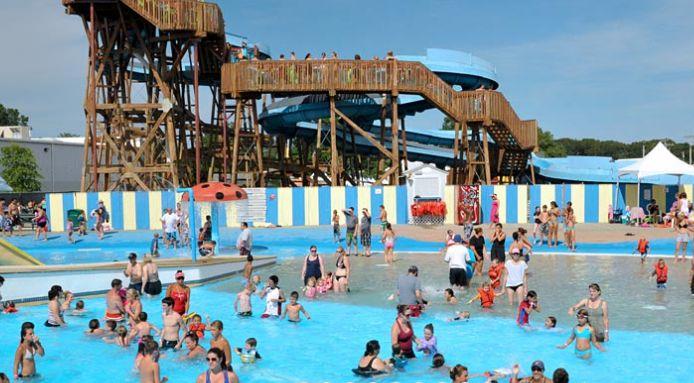 Water Wizz water park Massachusetts