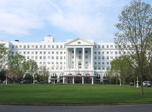 The Greenbrier Resort Hotel In West Virginia Photo Gallery