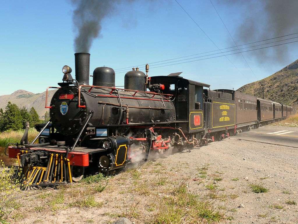 Ferrocarril La Trochita