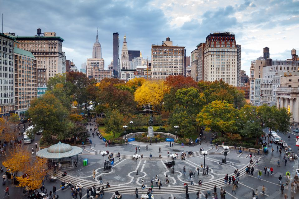 October in New York City: Weather and Event Guide