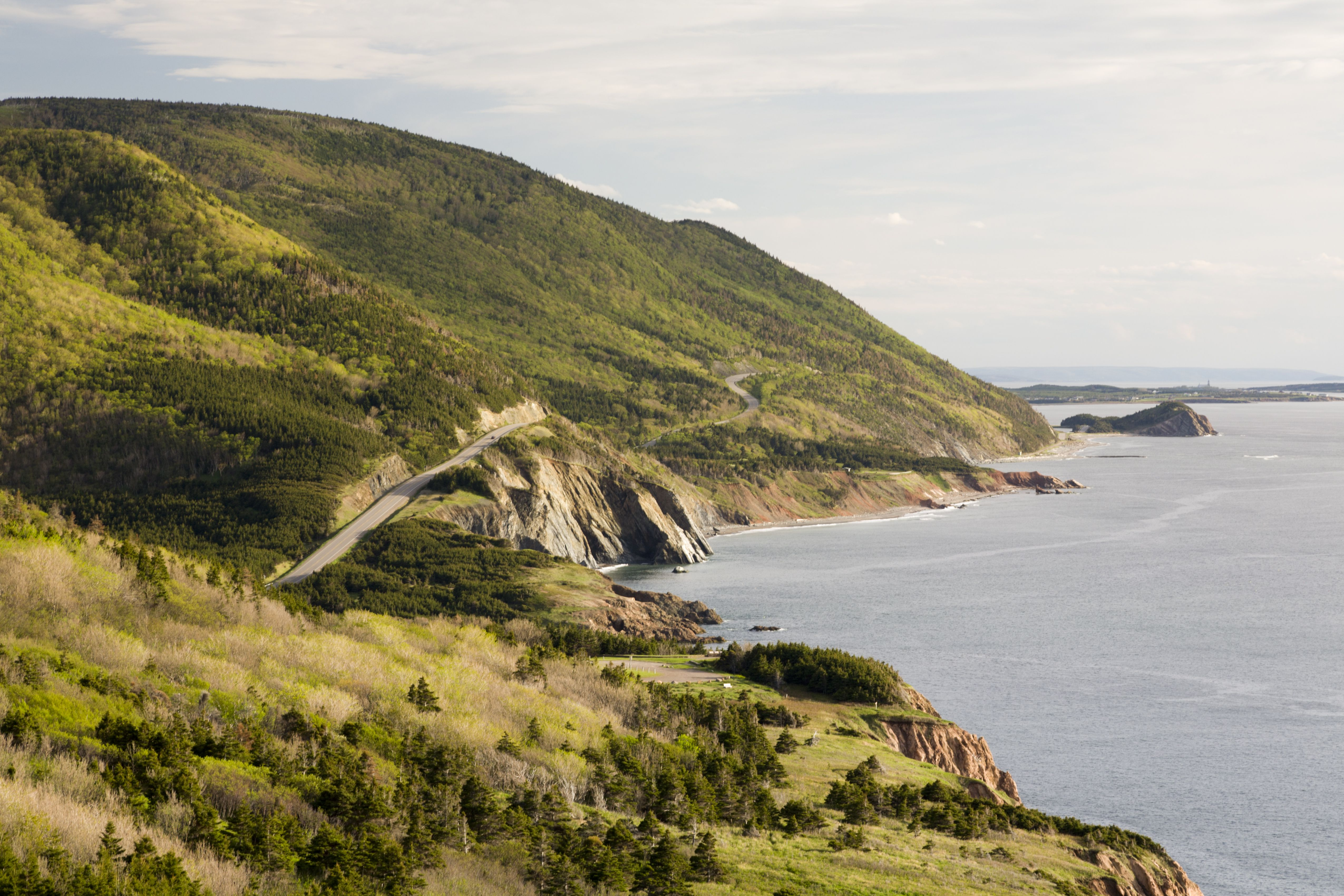 Cape Breton Travel - Beautiful People, Lots of Seafood