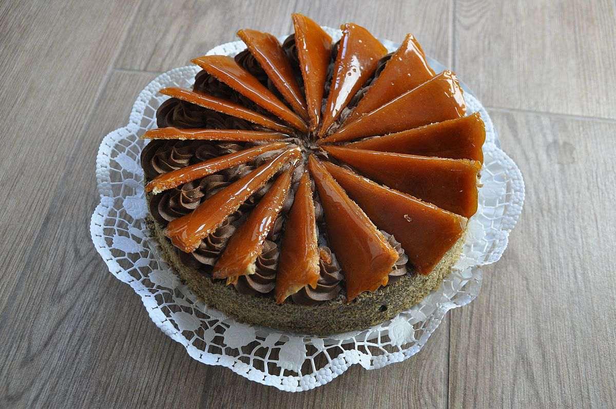 Torta de Dobos