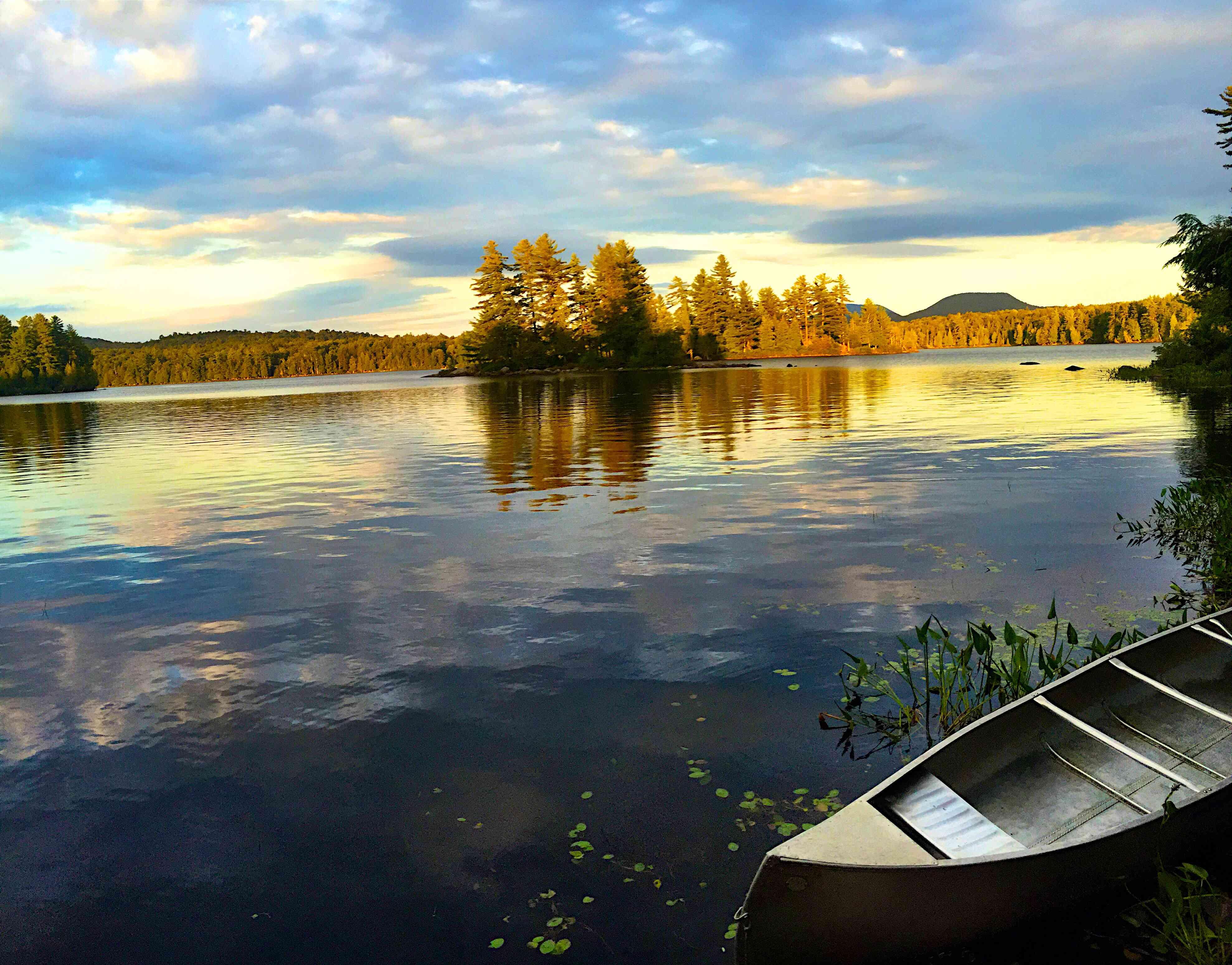 Forked Lake Adirondacks