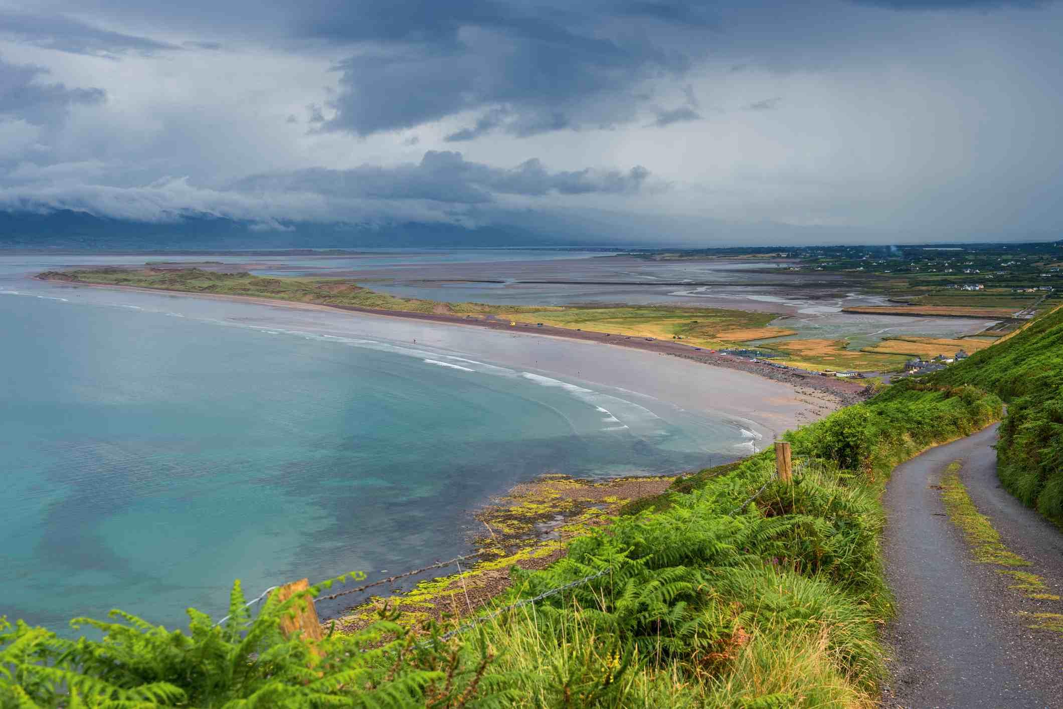 Glenbeigh Ireland view