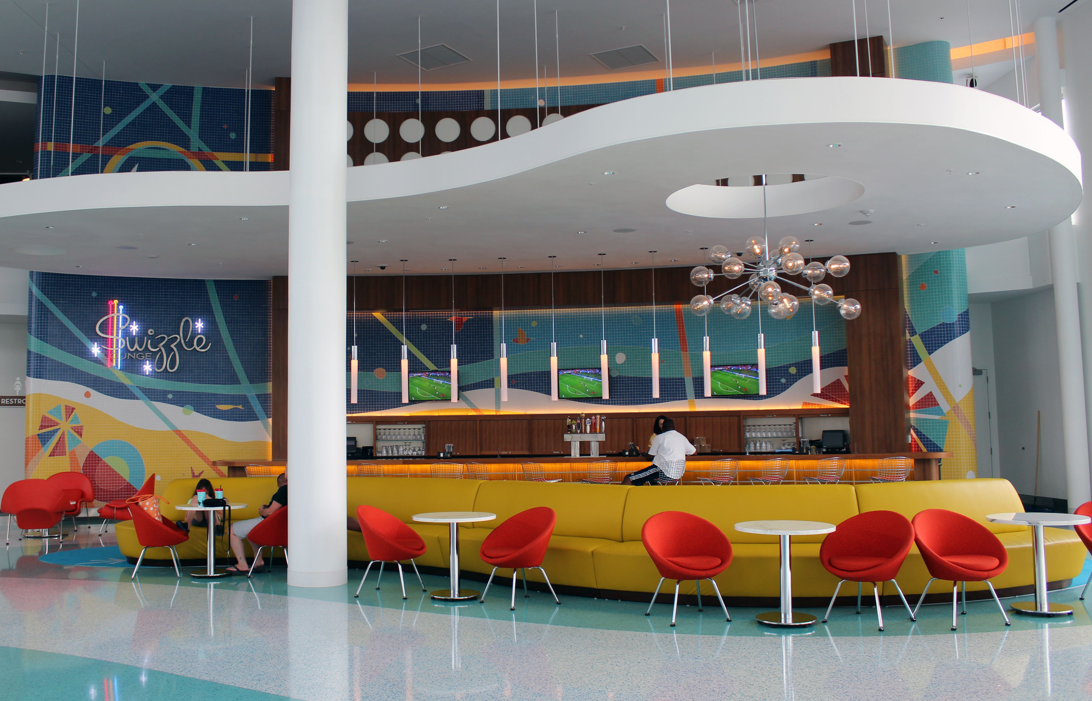 11 Cool Features At Universal S Cabana Bay Resort