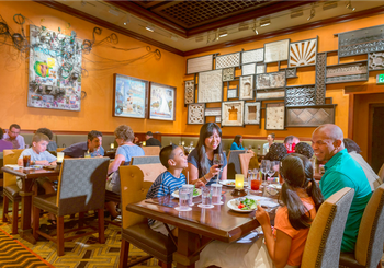 The Top 11 Table Service Restaurants At Disney World