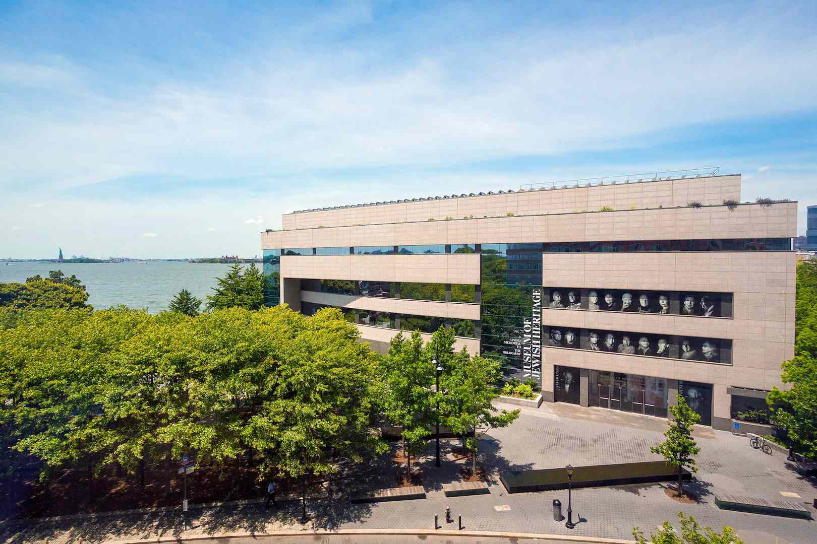The Museum of Jewish Heritage in Battery Park City