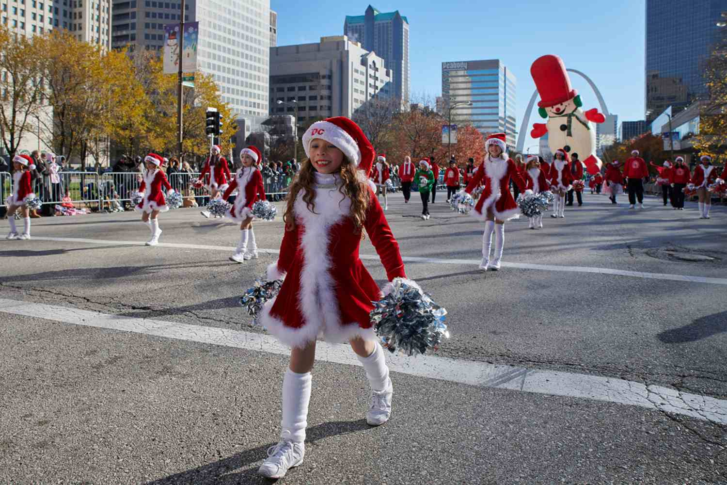 Thanksgiving Day Parade in St. Louis