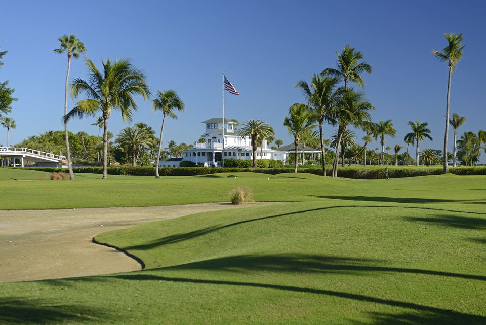 The Gasparilla Inn golf course