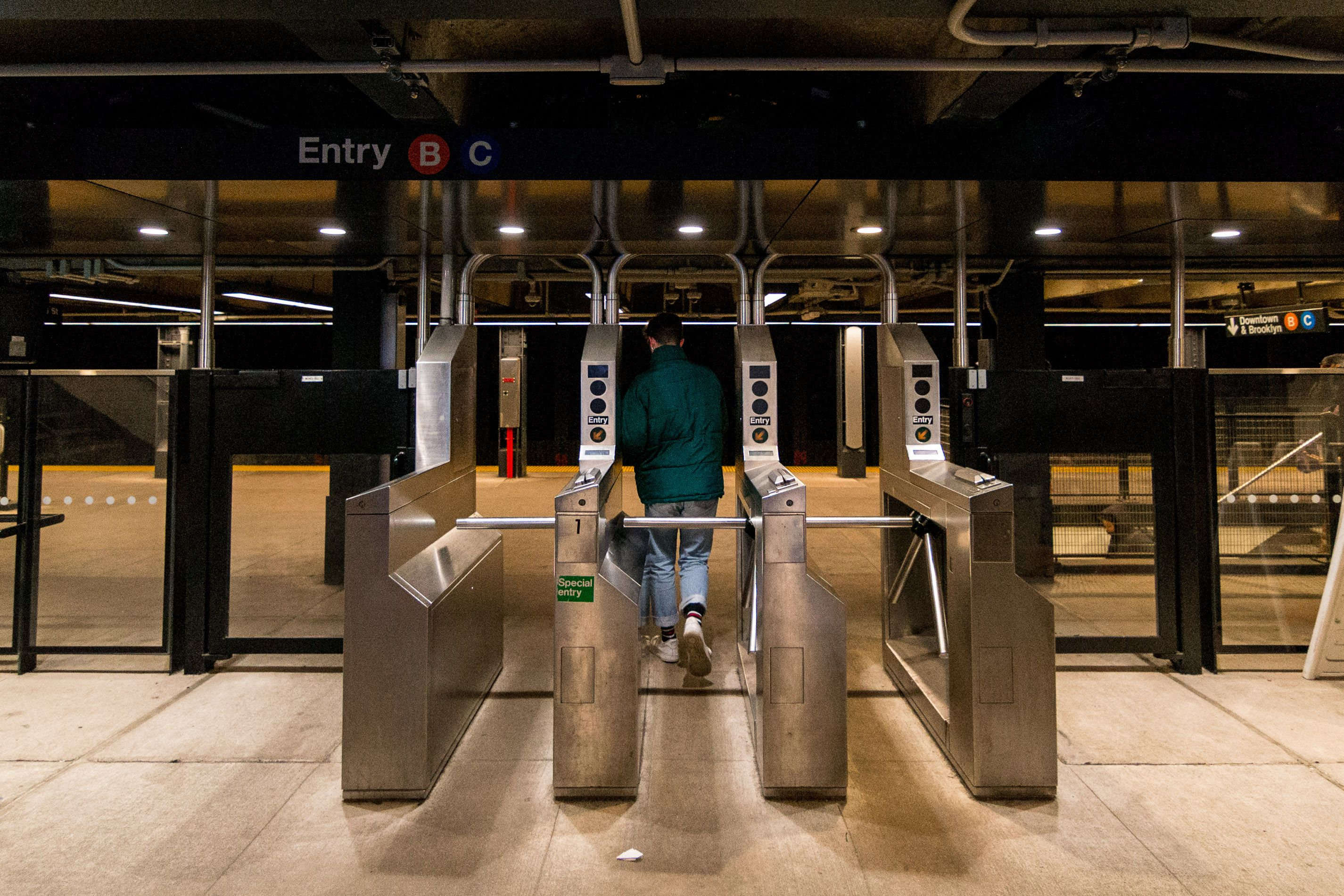 Nyc Subway Map Station Exits.12 Tips For Riding The New York City Subway