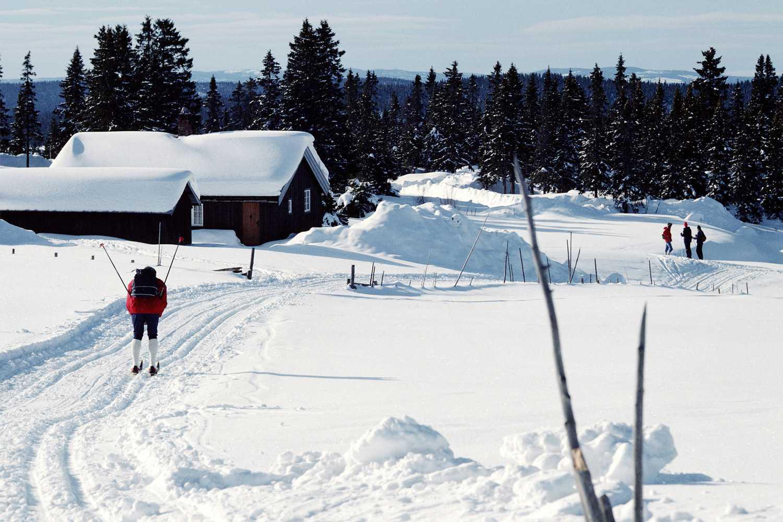 Sweden ski resort