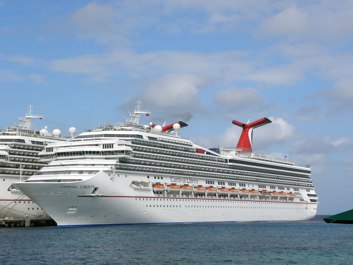 Carnival Liberty Cruise Ship Photo Tour and Profile