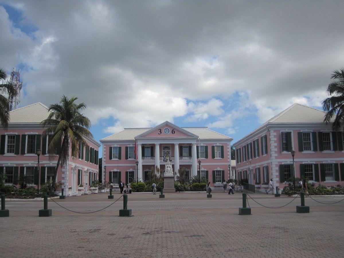 Nassau Parliament Square