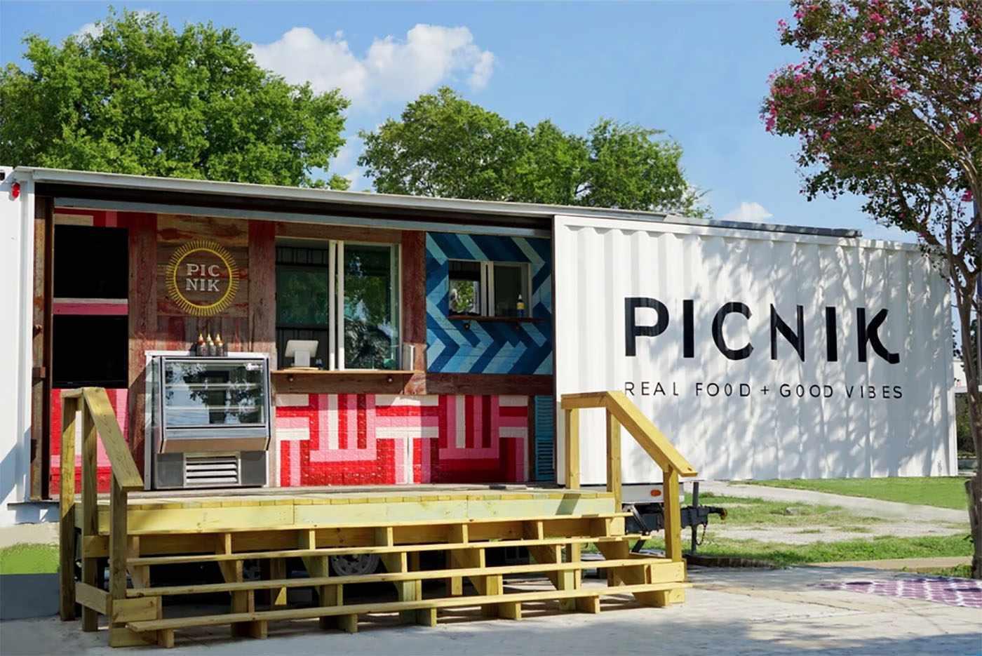 Picnik, part of the St. Elmo Public Market Food Trucks