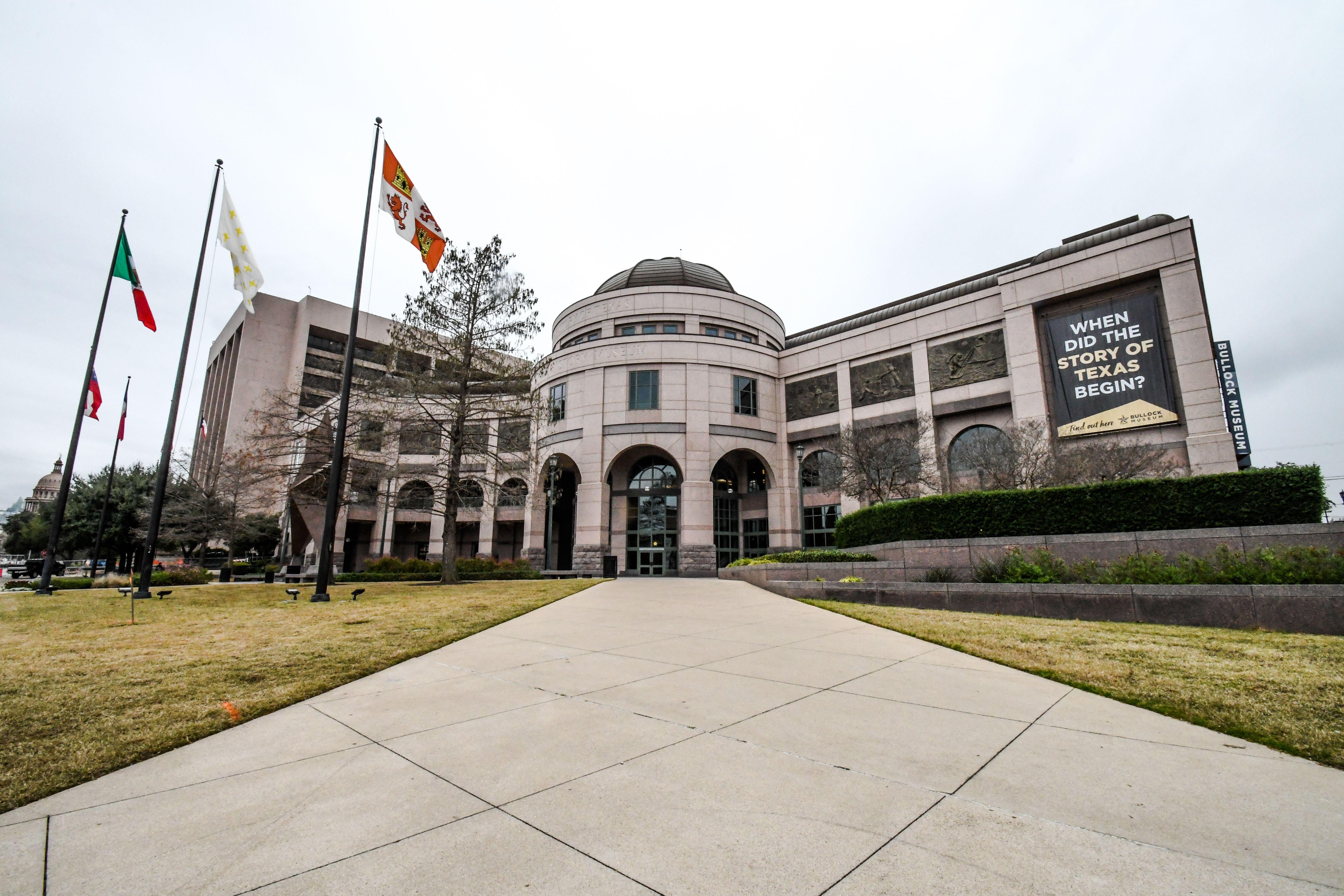 The Bullock Museum