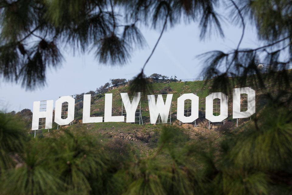 the hollywood sign and best places to see it
