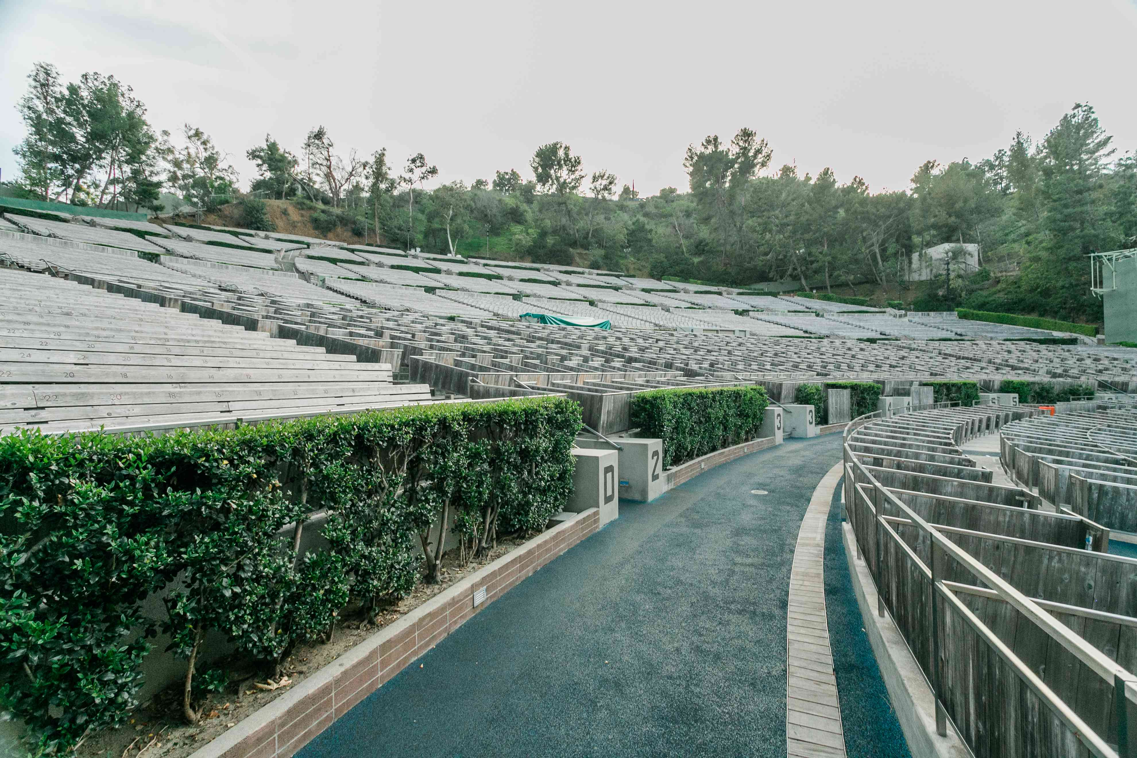 The Hollywood Bowl, Los Angeles, CA