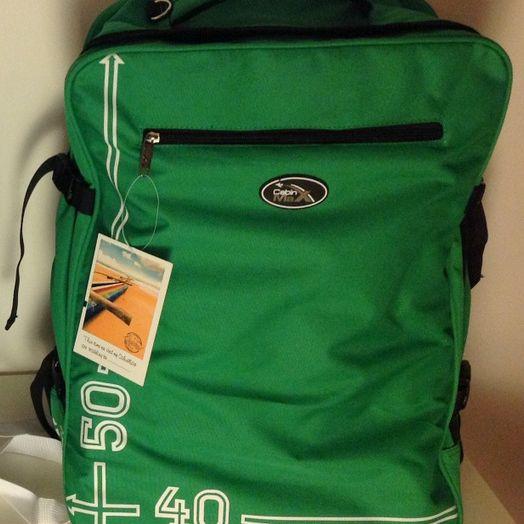 Barcelona Bag for easyJet y Ryanair de Cabin Max