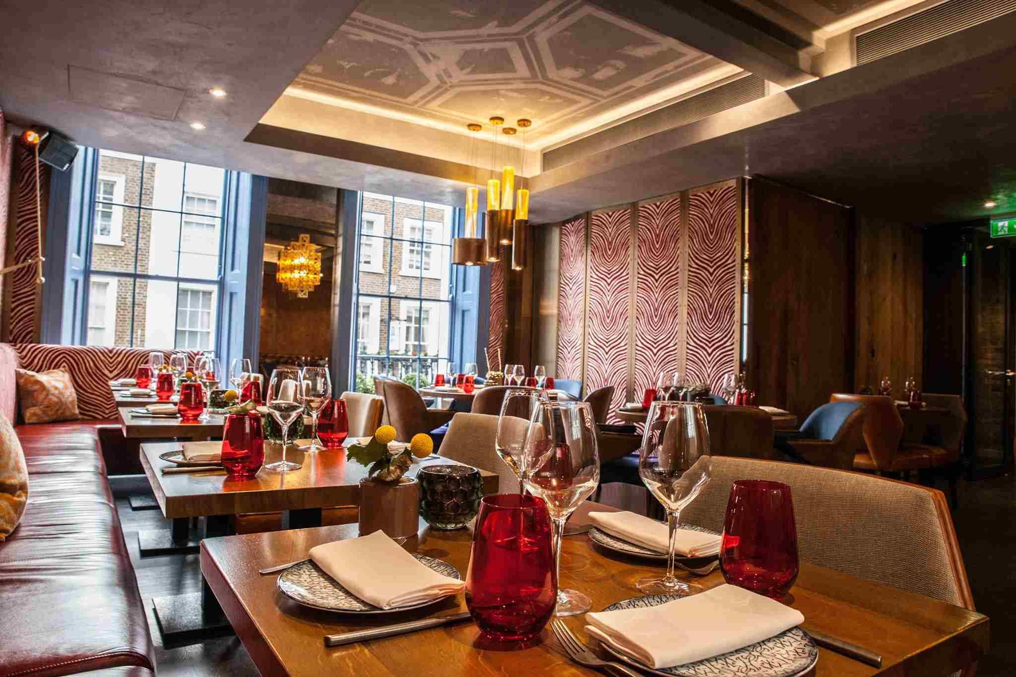 Osh Restaurant Dining Room