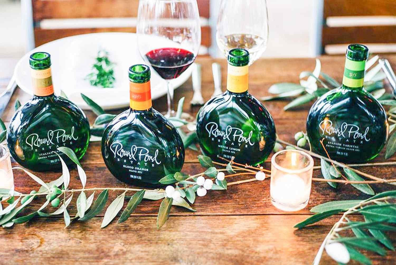 Olive Oil and Wine Tasting