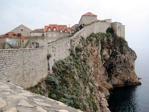 Murallas de la ciudad de Dubrovnik