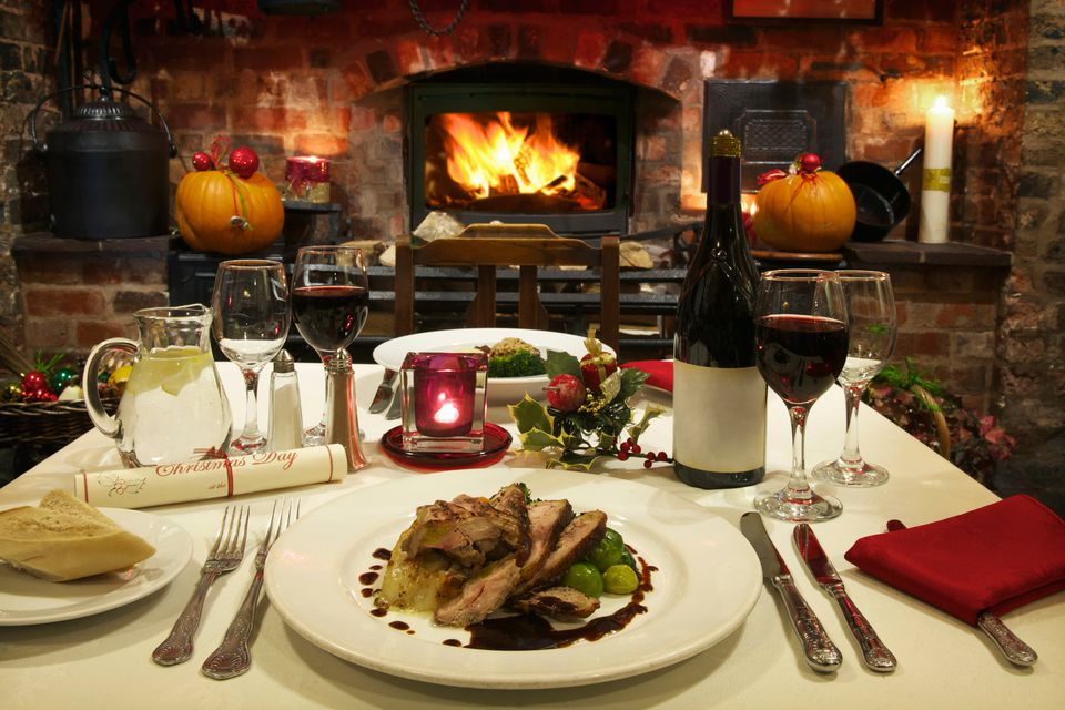 christmas meal - Restaurants Open For Christmas Dinner