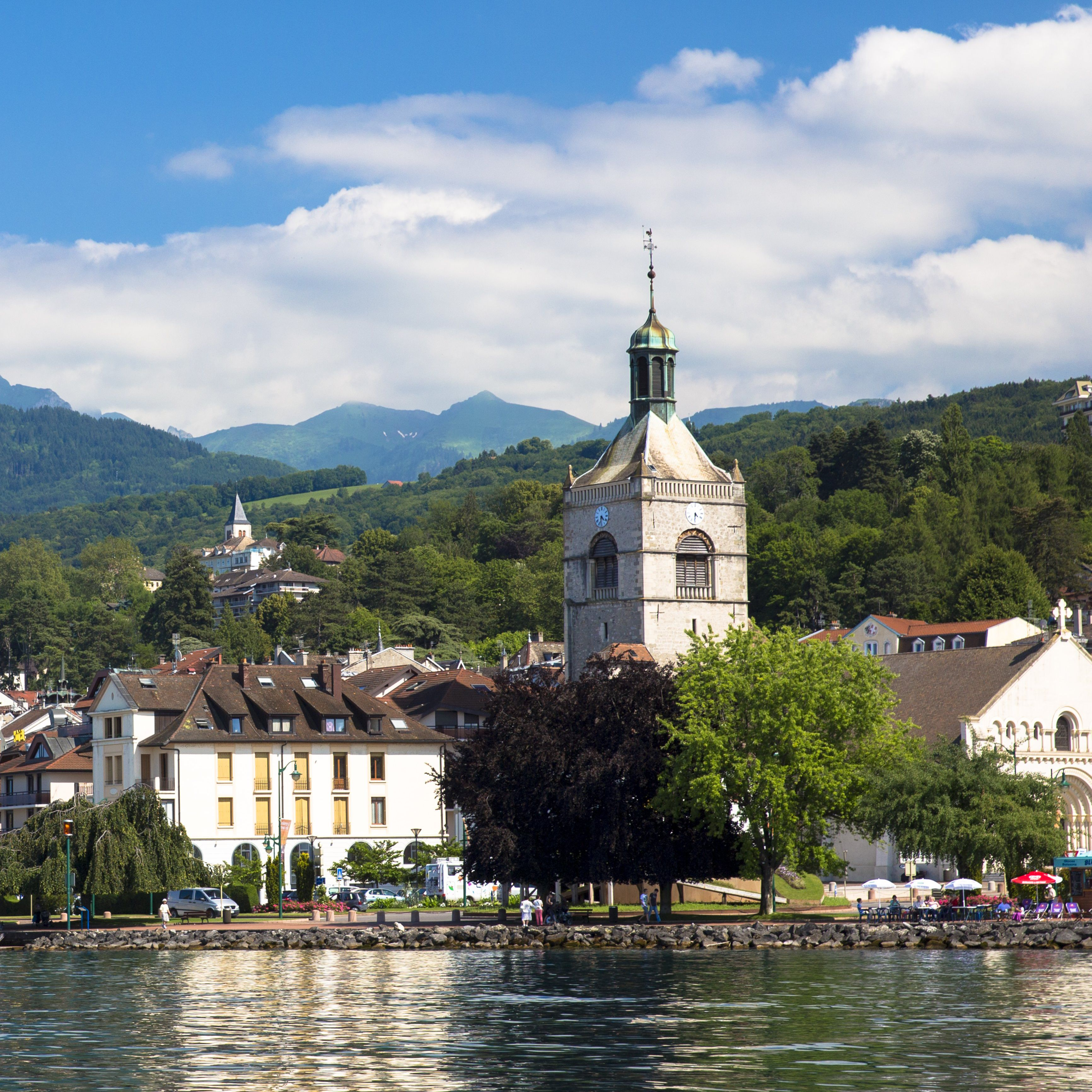 Lake Geneva is free, but the city is eye-wateringly expensive