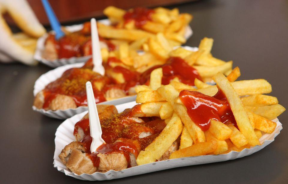 Currywurst ¿Es la especialidad de Berlín