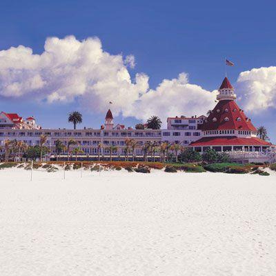 Hotel Del Coronado S Beach